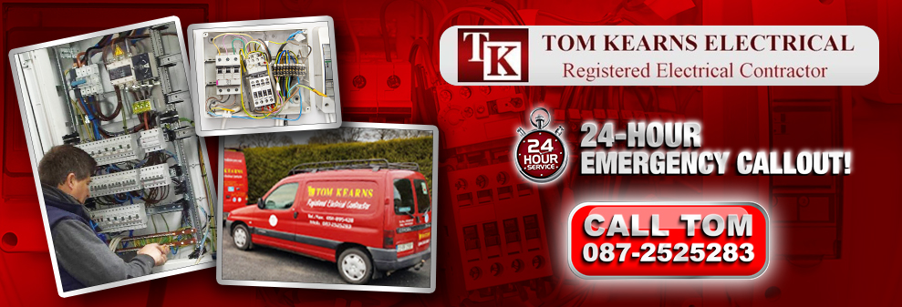 Electrician Tom Kearns Electrical Contractor