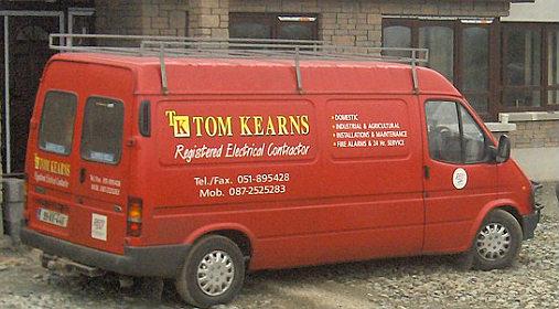 Tom Kearns Electrician Waterford & Kilkenny